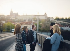 Prague Castle Night Tour 06