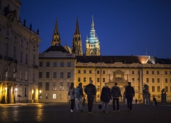 Prague Castle Night Tour 18