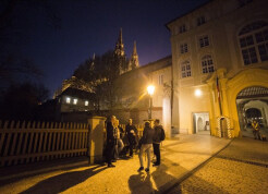 Prague Castle Night Tour 19