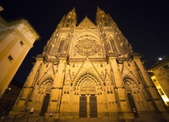 Prague Castle Night Tour 20