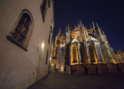 Prague Castle Night Tour 22