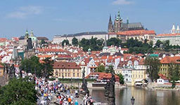 Prague all inclusive walking tour